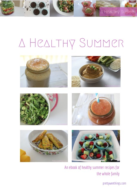 A Healthy summer cover photo 2