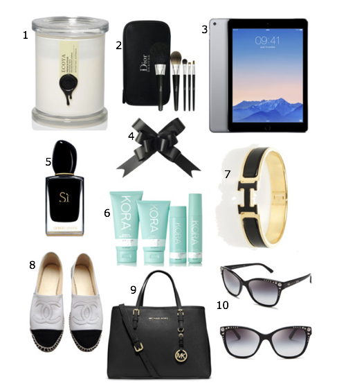 10 christmas gift ideas for her her nourished for Christmas gift ideas for her
