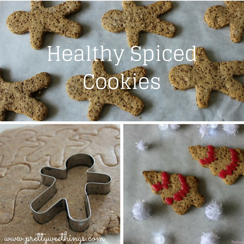 Healthy Spiced Cookies